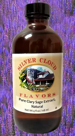 Pure Clary Sage Extract, Natural